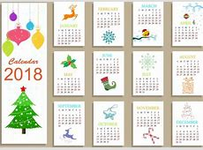 2018 calendar vector free vector download 1,549 Free
