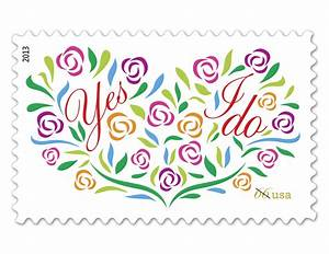 usps releases new wedding stamps for your invite sending With wedding invite stamps usps