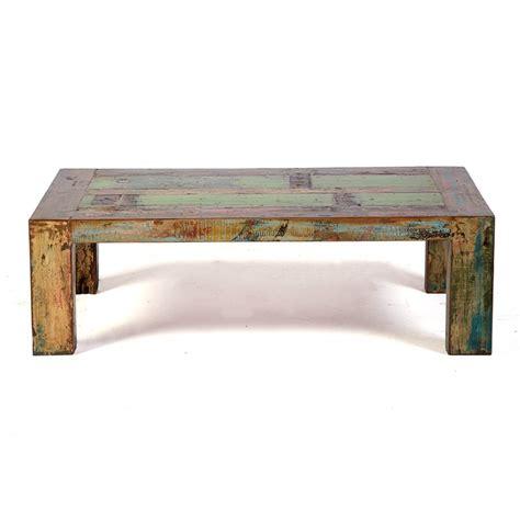 table basse bois recycle table basse bois de bateau recycl 233 pas cher en vente chez origin s meubles