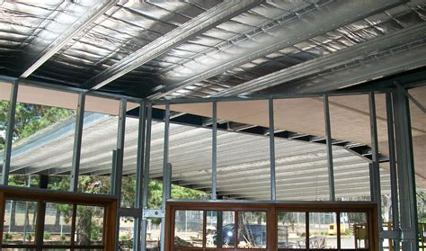 boxspan steel rafters purlins  skillion  cathedral