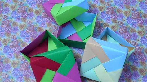 comment faire une boite en papier 13