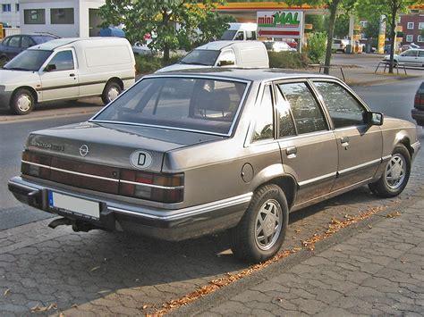 Opel Senator by File Opel Senator 1 H Sst Jpg