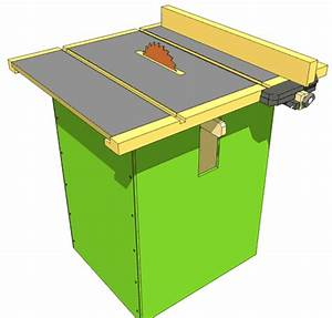 Homemade table saw plans