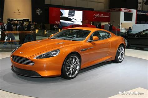 auto repair manual online 2011 aston martin virage transmission control geneva 2011 aston martin virage revealed in all its shiny copper beauty 187 autoguide com news