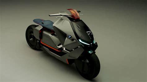 prototype bmw concept link le scooter electrique du