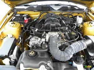 2010 Ford Mustang V6 Premium Convertible 4 0 Liter Sohc 12