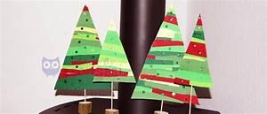 Tannenbaum Basteln Aus Naturmaterialien : anleitung kinderleichter tannenbaum aus papierresten basteln leonneri ~ Eleganceandgraceweddings.com Haus und Dekorationen