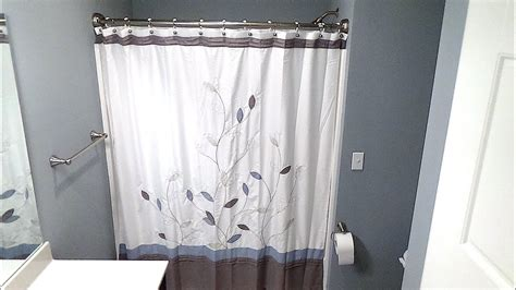 How High Do You Hang Shower Curtain Rods Faux Silk Curtains White Small Bathroom Curtain Country French Kitchen Sears Drapes And Blackout Backing Paisley Fabric Special Order Welding Screens