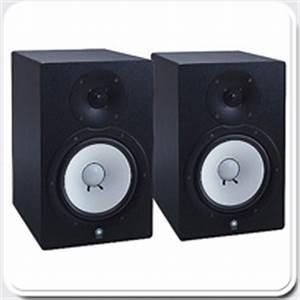 Yamaha Hs 80 : monitores de udio para home studio produ o musical ~ Jslefanu.com Haus und Dekorationen