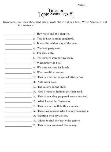 year  english worksheets  printable printable