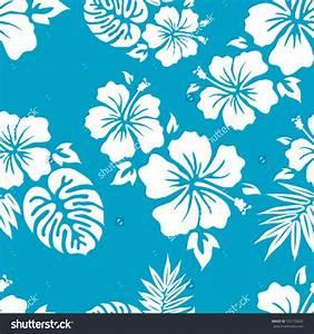 Hawaiian print clipart - Clipart Collection Seamless