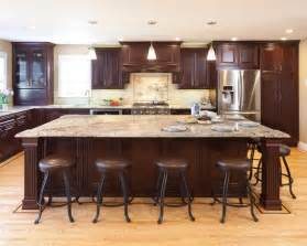 large kitchen island design island kitchen beautiful homes design