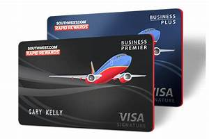 Southwest luv airlines may replace chase for credit for Southwest airlines business card