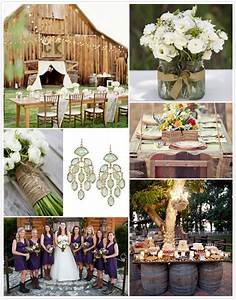 Tbdress Blog Creative Ideas For Country Wedding Themes
