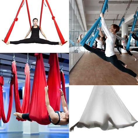 Antigravity Hammock For Sale by Deluxe Flying Adjustable Hammock For Aerial