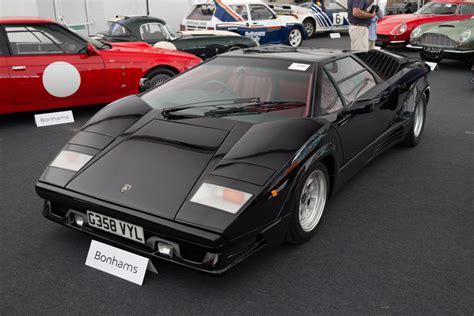 Lamborghini Countach 25th Anniversary - Chassis ...