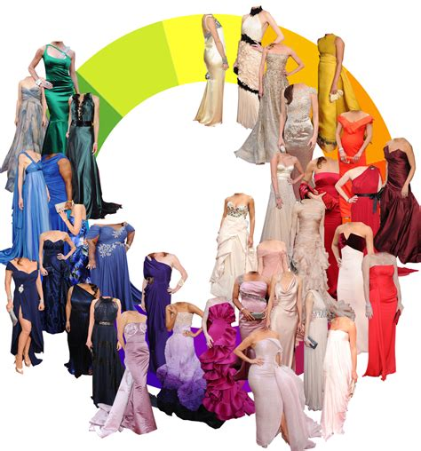 fashion color wheel what s the best fashion colour in the world model