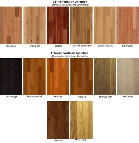 Types Of Floor Coverings Australia by Types Of Hardwood Flooring Titandish Decoration