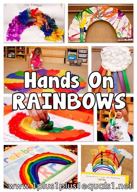 41 best images about r preschool activities on 951 | b60d2879a1175bc422955691a68990e9 rainbow activities rainbow crafts