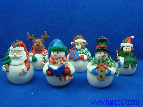 polymer clay figures crafts