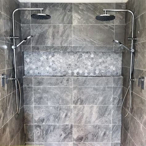 Gray Home Design Ideas by Top 60 Best Grey Bathroom Tile Ideas Neutral Interior