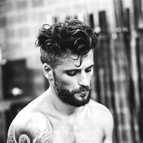 Cool Beard Styles 2018   Men's Hairstyles   Haircuts 2018