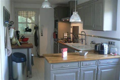 cuisine renovee une cuisine rénovée du beau avec de l ancien cuisine