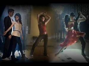 another cinderella story-valentines dance tango - YouTube