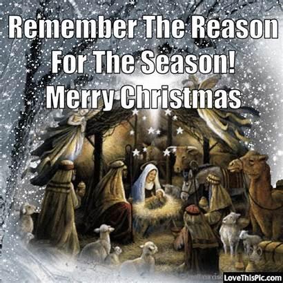 Reason Season Christmas Merry Remember Quotes Religious
