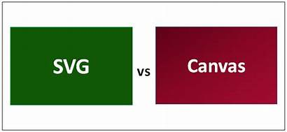 Canvas Svg Difference Between