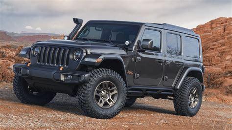 2018 Jeep Wrangler J-wagon