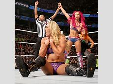 At last, the WWE women will have their chance at