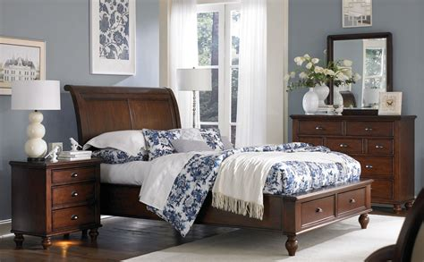 customizable cherry bedroom furniture sets