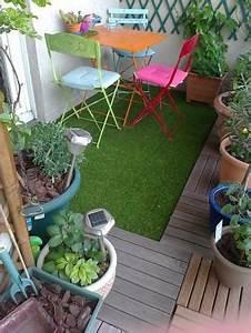 Plantes En Pot Pour Terrasse : les 25 meilleures id es concernant petite terrasse sur ~ Dailycaller-alerts.com Idées de Décoration