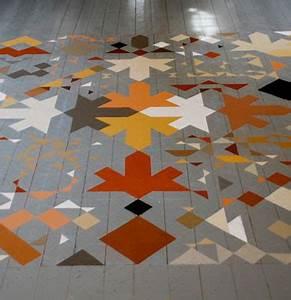 parquet peint imitation tapis dans salon With tapis imitation parquet