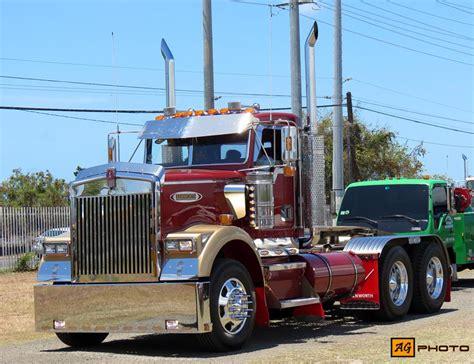 kenworth w900b alex graulau truck pictures bob tails page 1