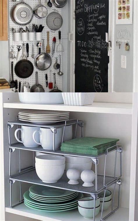 ideas  organizar una cocina pequena tu casa bella