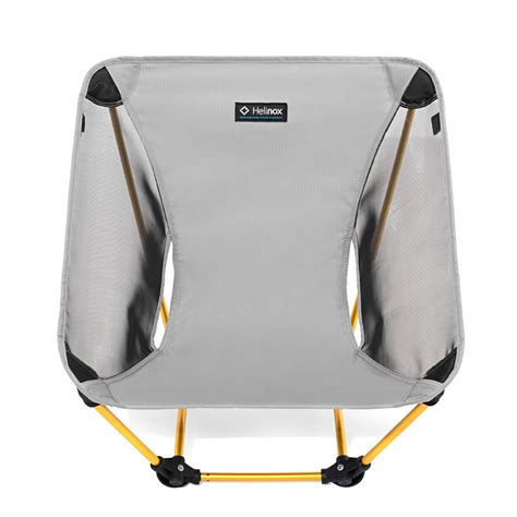 Big Agnes Helinox Ground Chair by Big Agnes Helinox Ground Chair Cloudburst Grey