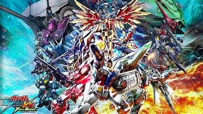 Gundam Desktop Mobile Suit Extreme Wallpapers Boost