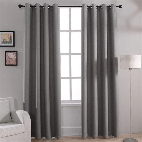 rideaux chambres top moderne solide blackout rideaux pour chambre coucher