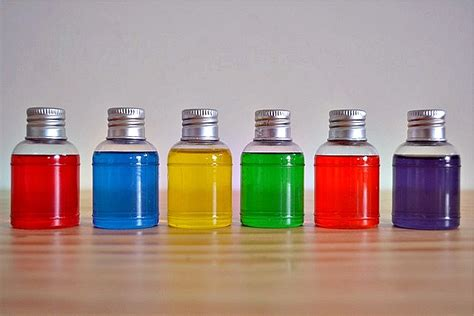 colors and bottles colour bottles how we montessori