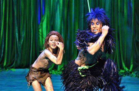 Tarzan  The Musical  Byham Theater, Pittsburgh, Pa