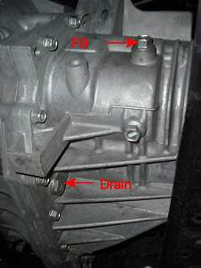 5 Speed Transmission Fluid Change How To