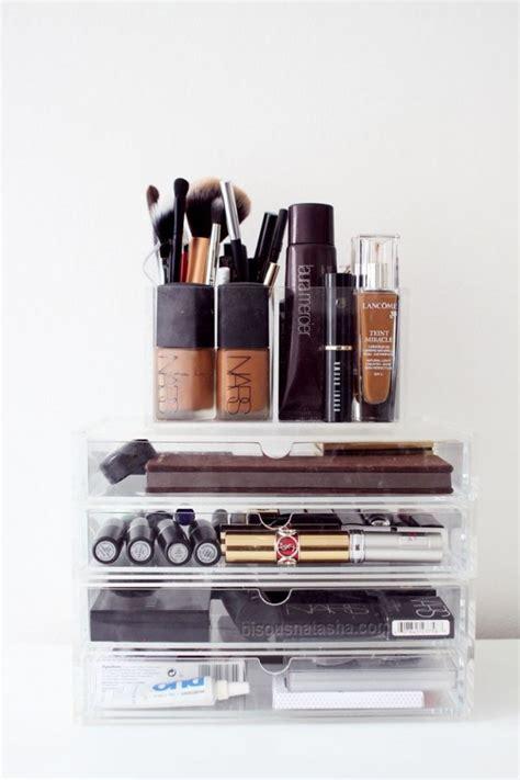 Rangement Maquillage  + De 60 Idées Géniales à Copier