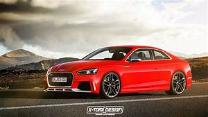 Audi A5 Rs : 2018 audi rs5 coupe accurately rendered using new s5 and tt rs elements autoevolution ~ Medecine-chirurgie-esthetiques.com Avis de Voitures