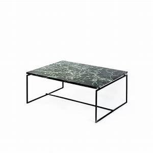 Table Basse Marbre But : table basse en marbre vert noir serax welovedesign ~ Teatrodelosmanantiales.com Idées de Décoration