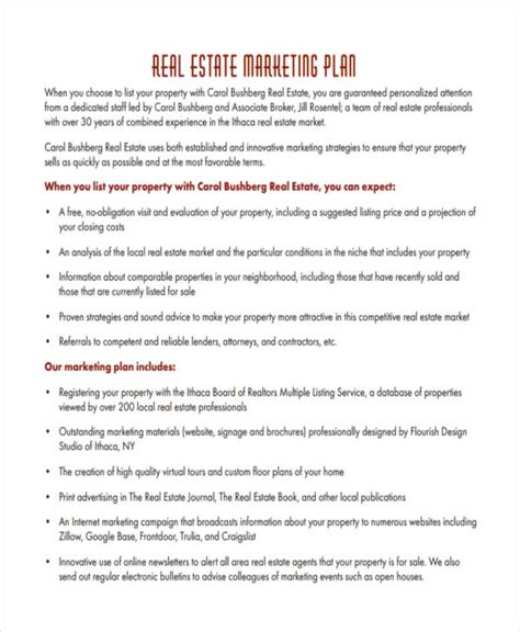 best marketing program free 43 marketing plan exles sles in pdf