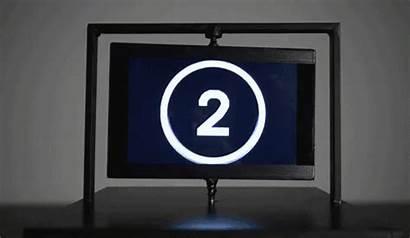 Turn 3d Gifs Flat Screen Spinning Rotating