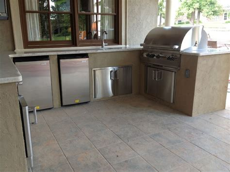 outdoor kitchen stucco stucco outdoor kitchen mediterranean patio other by mcgaha contracting services