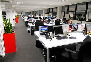 Misconceptions Of The Open Plan Office THE SMALL